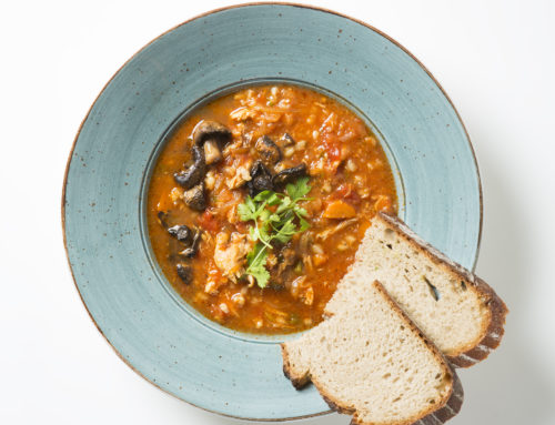Week's soups + specials (8 July)
